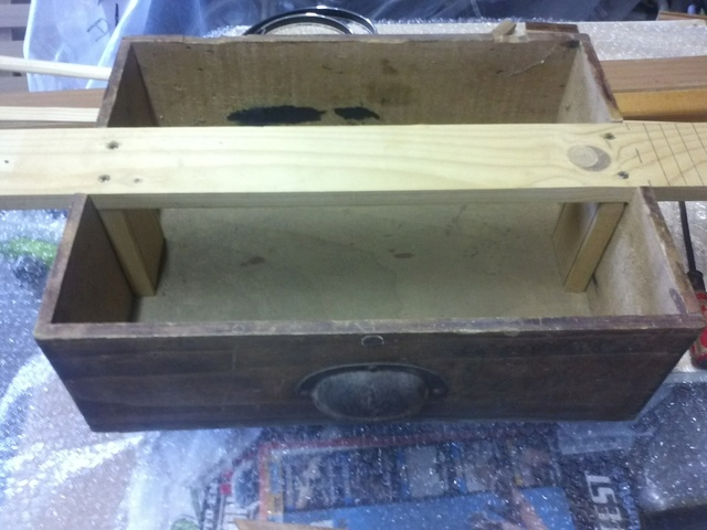 une cigar box ...................... 0091111