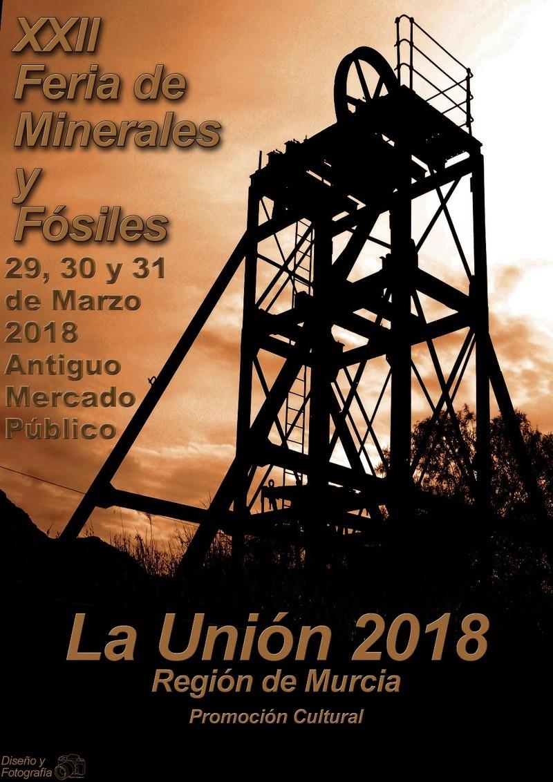 XXII Feria de Minerales y Fósiles de La Unión - 2018 Img-2010