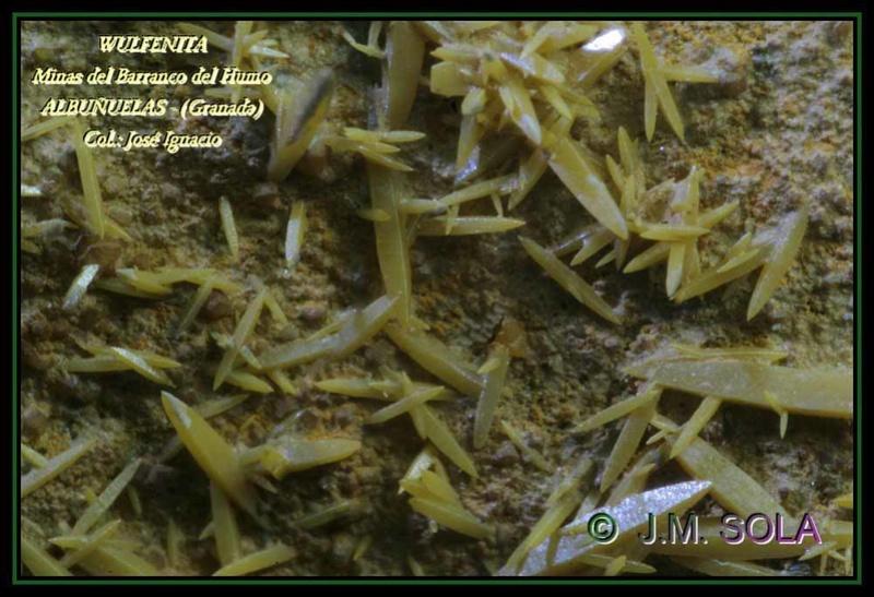 MINA EL CENTENILLO Y MINA DEL BCO. DEL HUMO (Albuñuelas - Granada) Wu_al_10