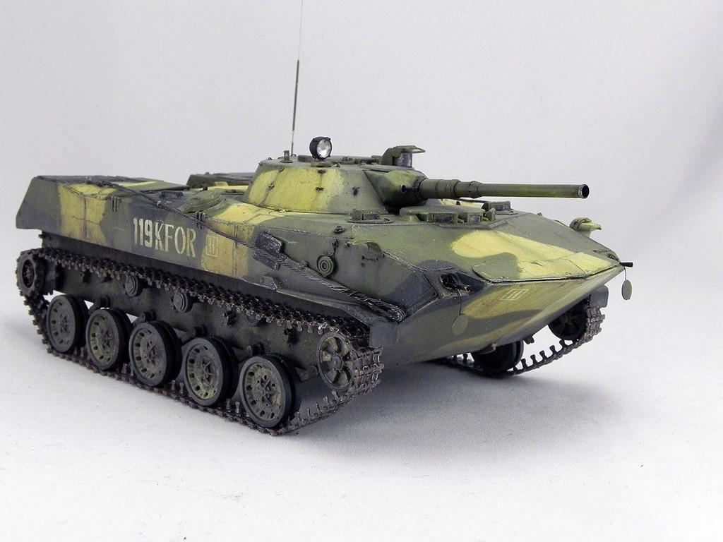 Боевая машина десанта БМД-1 1/35 10311