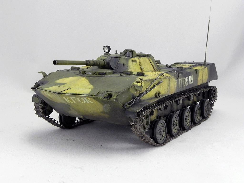 Боевая машина десанта БМД-1 1/35 10411