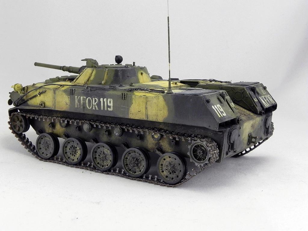 Боевая машина десанта БМД-1 1/35 10511