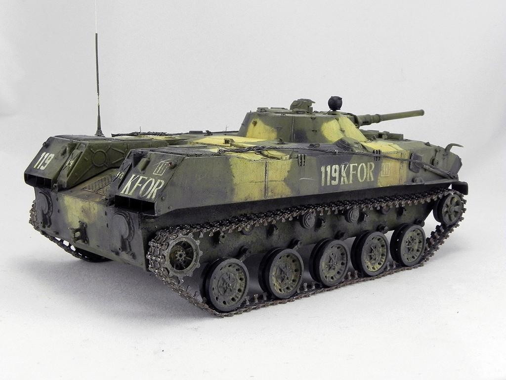 Боевая машина десанта БМД-1 1/35 10611