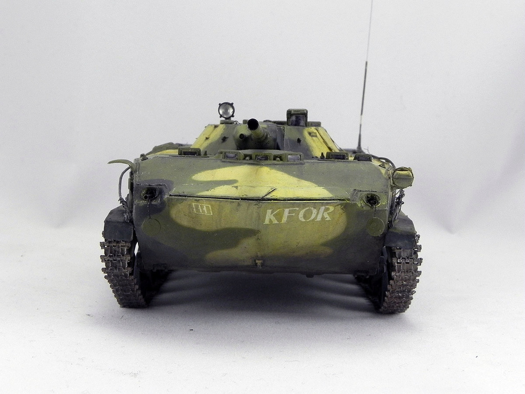 Боевая машина десанта БМД-1 1/35 10711