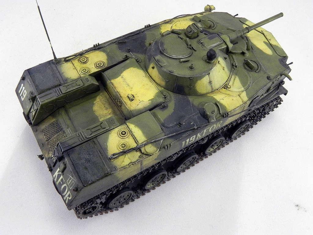 Боевая машина десанта БМД-1 1/35 10911