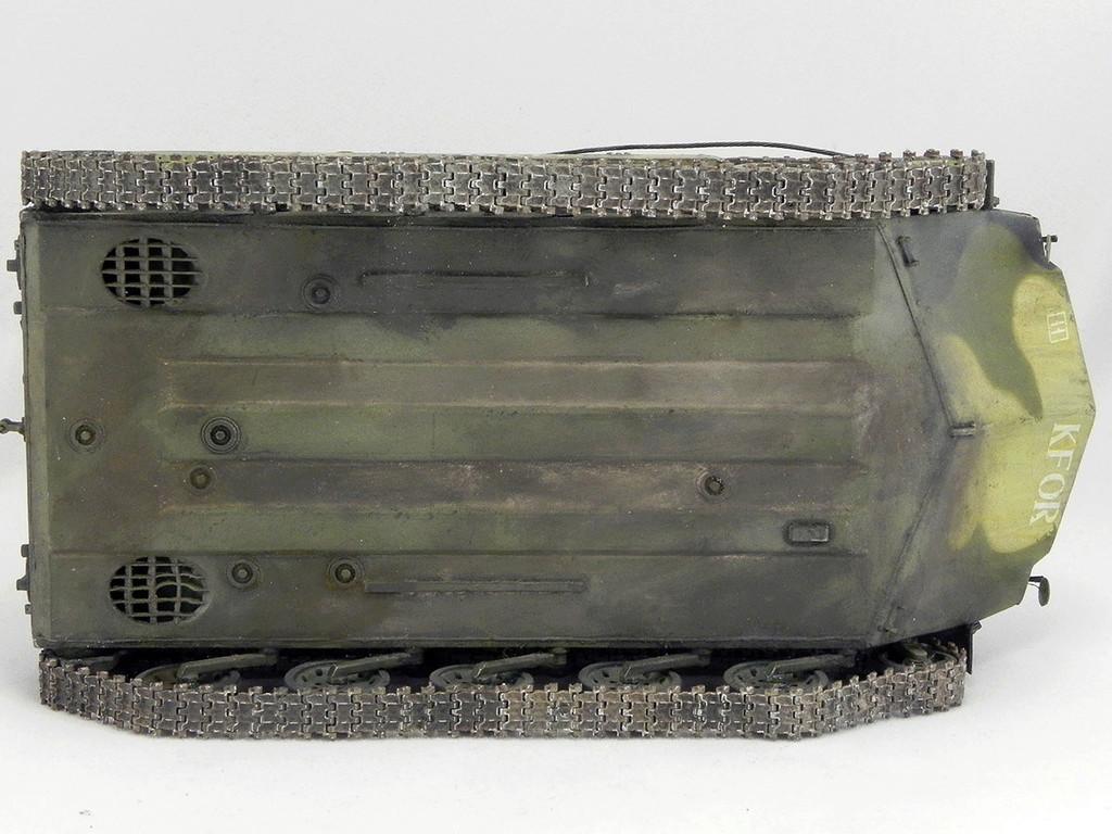 Боевая машина десанта БМД-1 1/35 11011