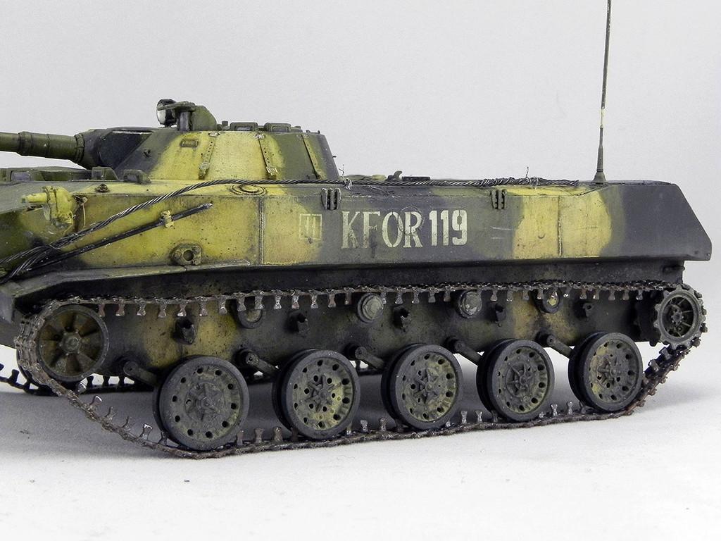 Боевая машина десанта БМД-1 1/35 11111