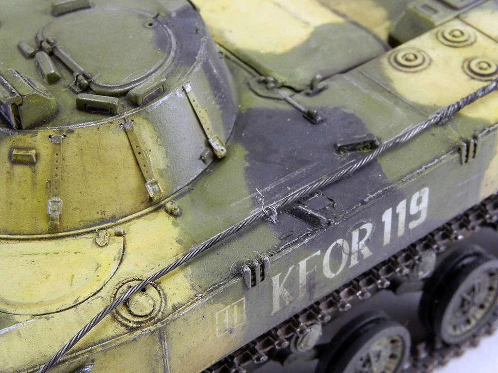 Боевая машина десанта БМД-1 1/35 11310