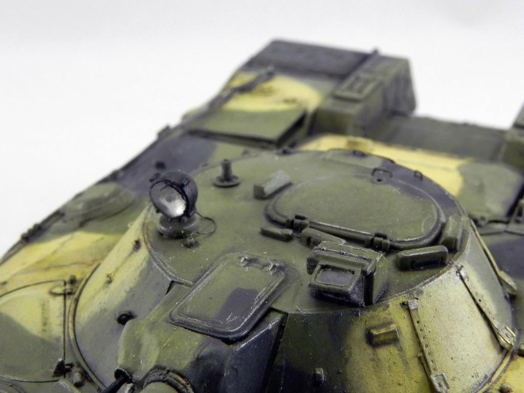 Боевая машина десанта БМД-1 1/35 11410