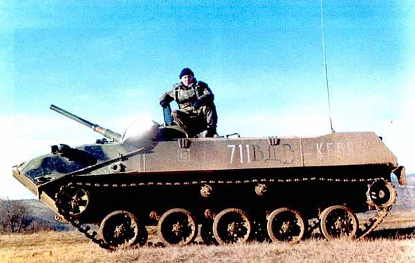 Боевая машина десанта БМД-1 1/35 Otvaga10