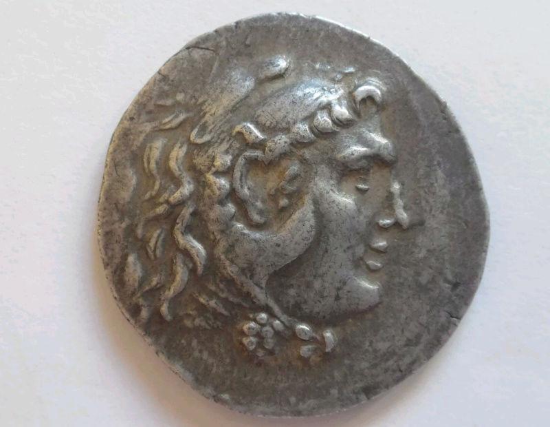 Tetradracma de Alejandro Magno. Tracia, Mesambria (225-175 a.C.) Screen15