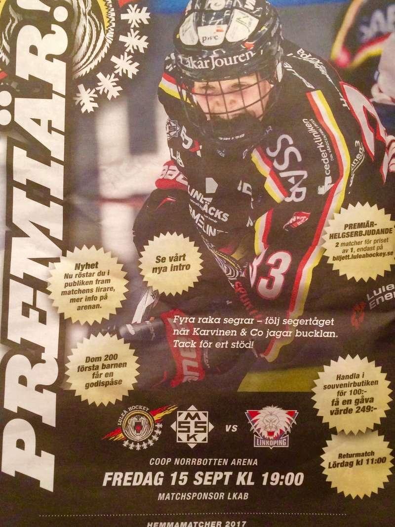 Matchtråd Luleå Hockey damer 2017/2018 Fullsi11