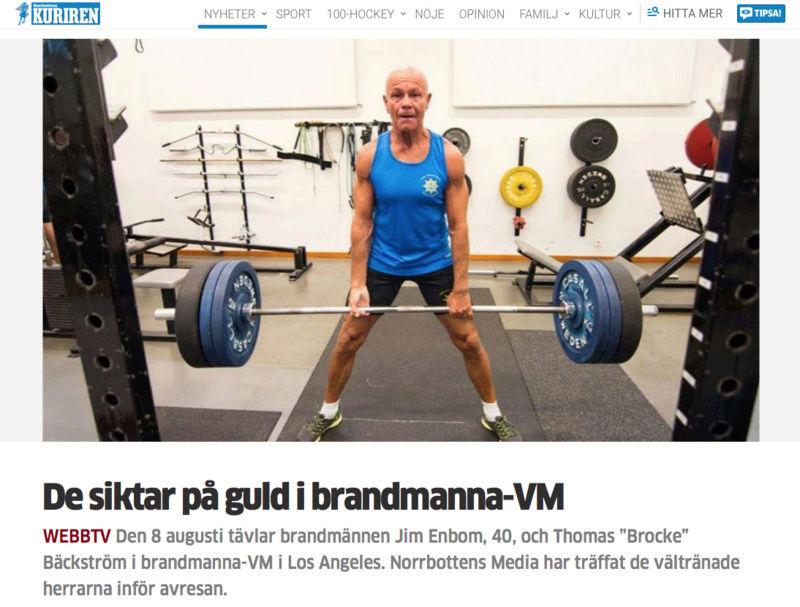 """Thomas """"Brocke"""" Bäckström Skyrma19"""
