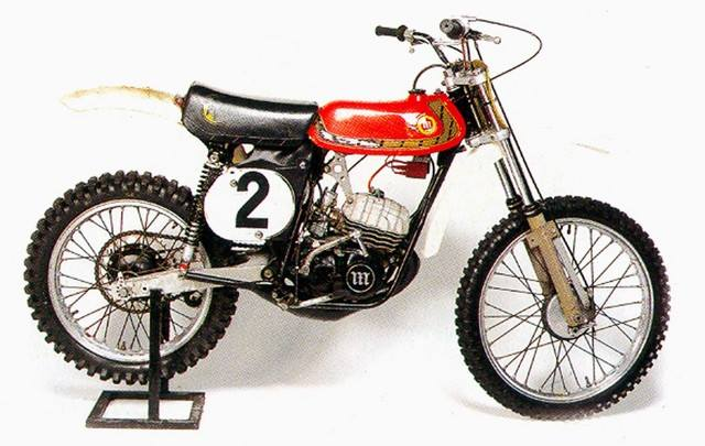 Porque no bultaco o montesa cross 75? 21462310