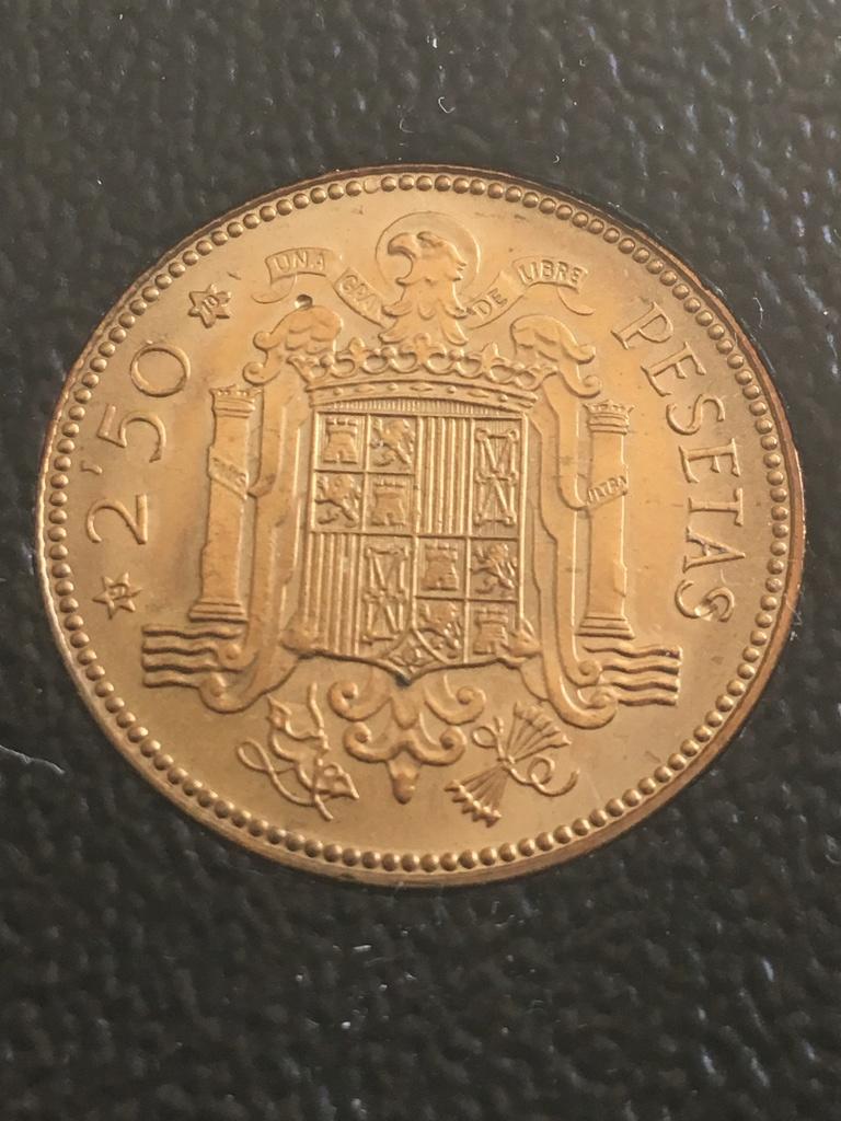 2,5 pesetas 1953 (*19-*70) Estado Español Img_3717