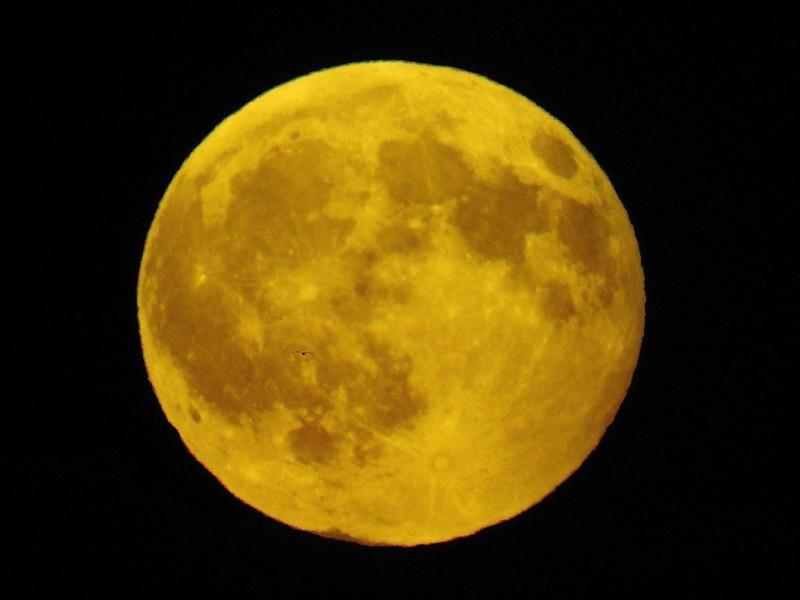 Eclipse parcial de Luna 20645210