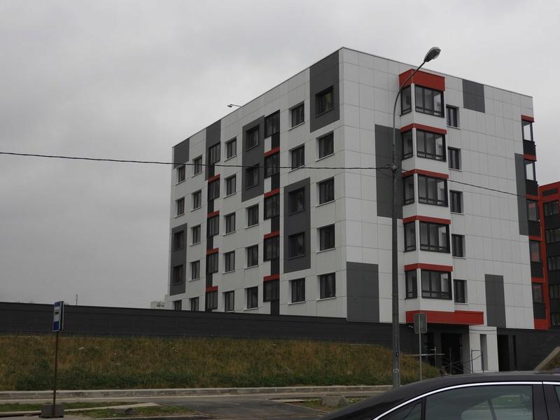 Завершение основных работ на малоэтажке (корпуса 6-8) - Страница 5 Deuw7315