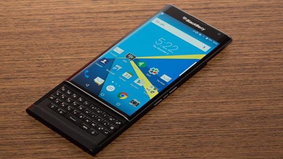 BlackBerry Priv: Δεν θα αναβαθμιστεί σε Android Nougat Blackb10