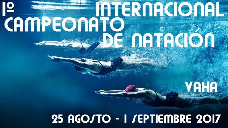 I Campeonato Internacional de Natación de Perroflautia Campeo12
