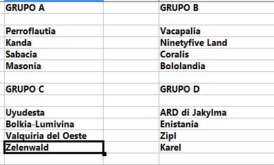 I Campeonato Internacional de Natación de Perroflautia Grupos10