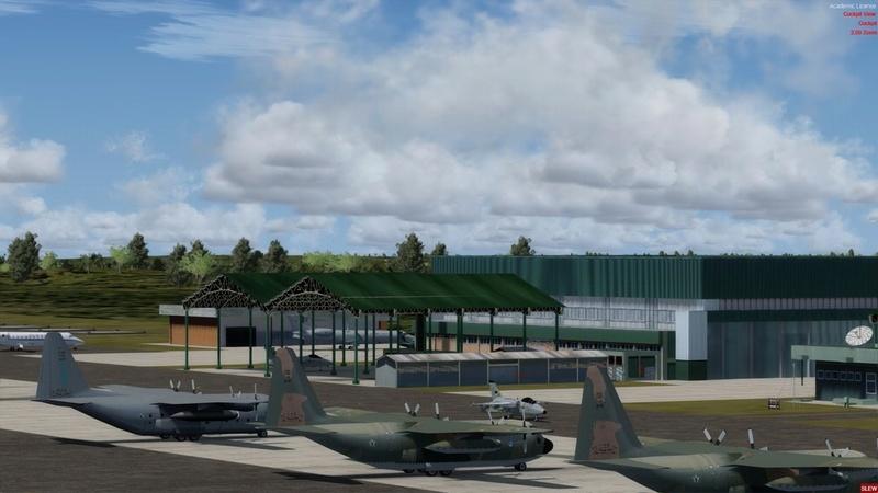 Bases Aéreas SBYS e SBAN Sban_310