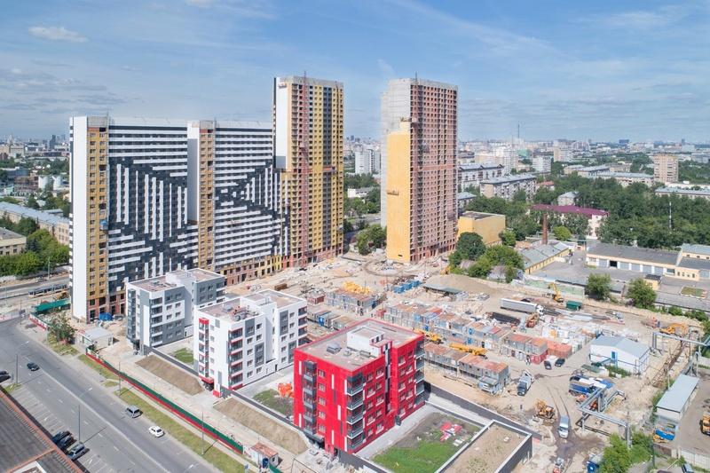 Завершение основных работ на малоэтажке (корпуса 6-8) - Страница 4 20170710