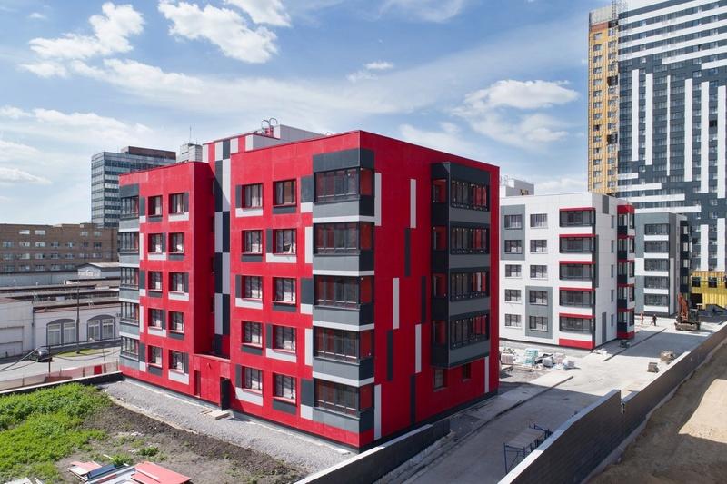 Завершение основных работ на малоэтажке (корпуса 6-8) - Страница 4 20170711