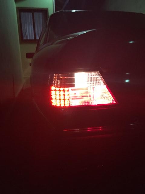 Vendo Par De Lanternas/farois Traseiros Mercedes W124 - R$350 19622511