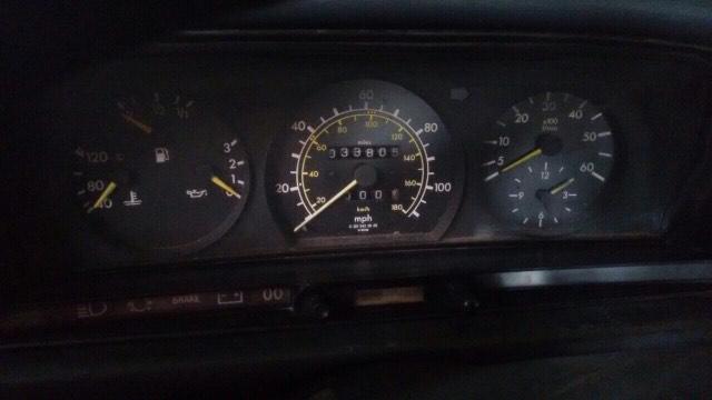 W201 190D 1984 - R$ 22,000 19988710
