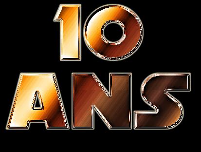 Les EDLF fête ses 10 ans !! [Animation : Défis !] Coollo10
