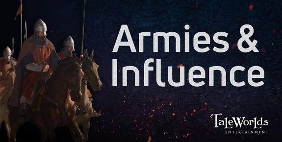 Diario semanal de desarrollo de Bannerlord 8: Ejércitos e influencia Armies10