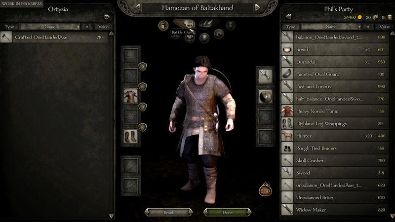 Diario semanal de desarrollo de Bannerlord 8: Entrevista Diseñador del juego y jefe de control de calidad Invent10