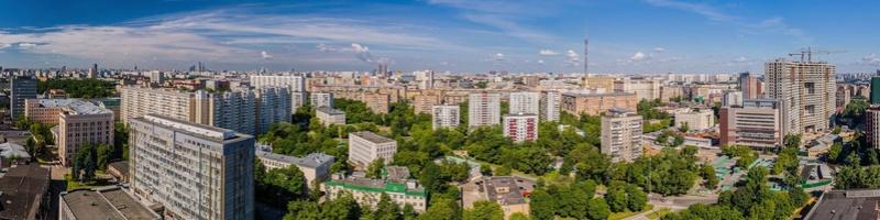 """Панорамные виды из окон будущего ЖК """"Серебряный фонтан"""" 10110"""