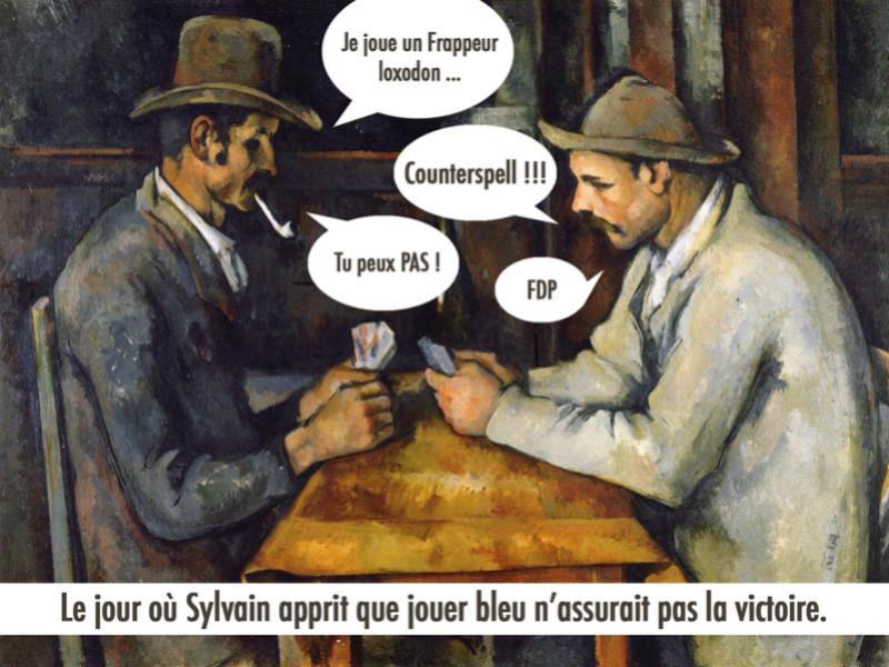 Présentations Joueur10