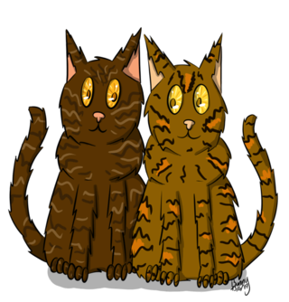 {Gevecht Windclan x Riverclan} Done with the lies Brindl10