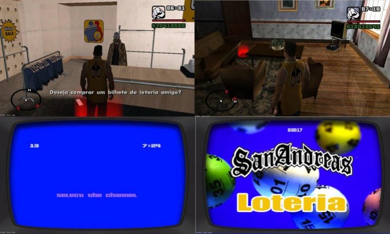 """Jogar na loteria"" Screen21"