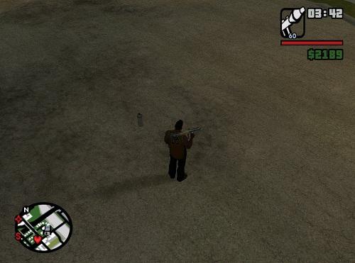 Criar pick-ups de armas editando um arquivo dat Screen53