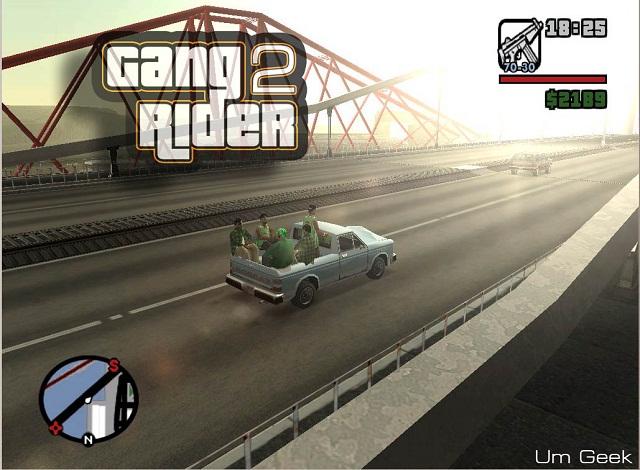 Gang Rider II - Atualizado - Página 2 Screen61