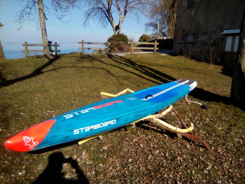 2017 Starboard 14 x 24,5 full carbon a vendre EUR 2350,00 (avec boardbag SB) Whatsa15