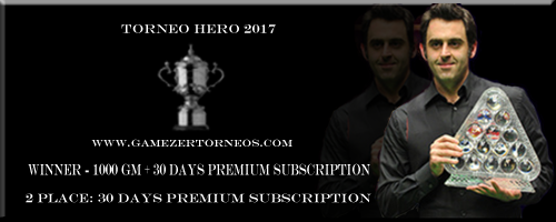 *** FINAL TORNEO HERO 2017 *** - Página 2 Torneo11