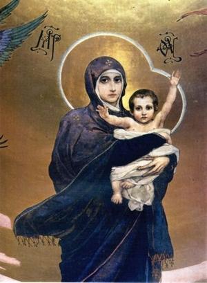 Рождество Пресвятой Богородицы (21 сентября) Vasnec10