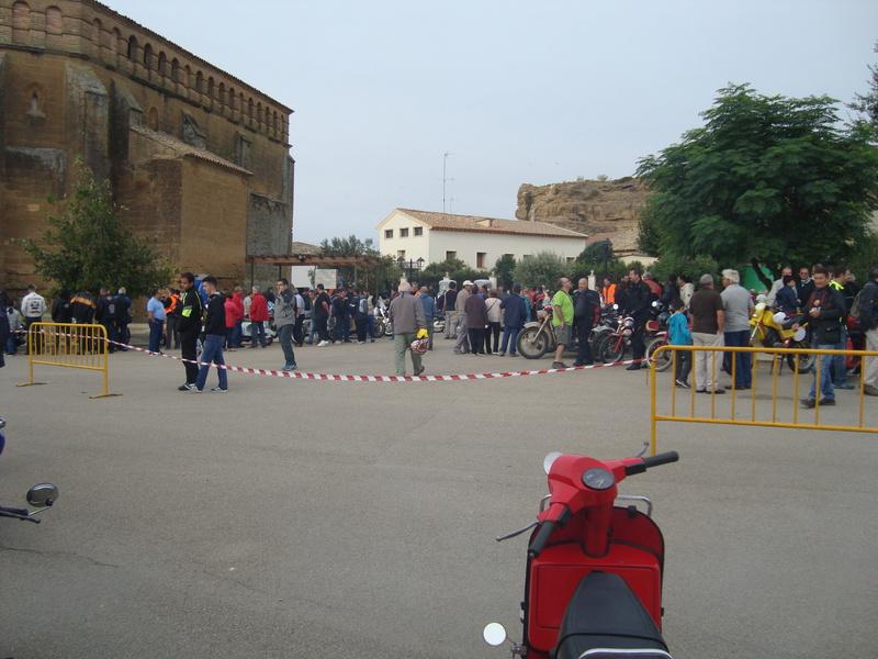 XIII Concentracion de motos antiguas Alberuela de tubo (Huesca) Dsc02121