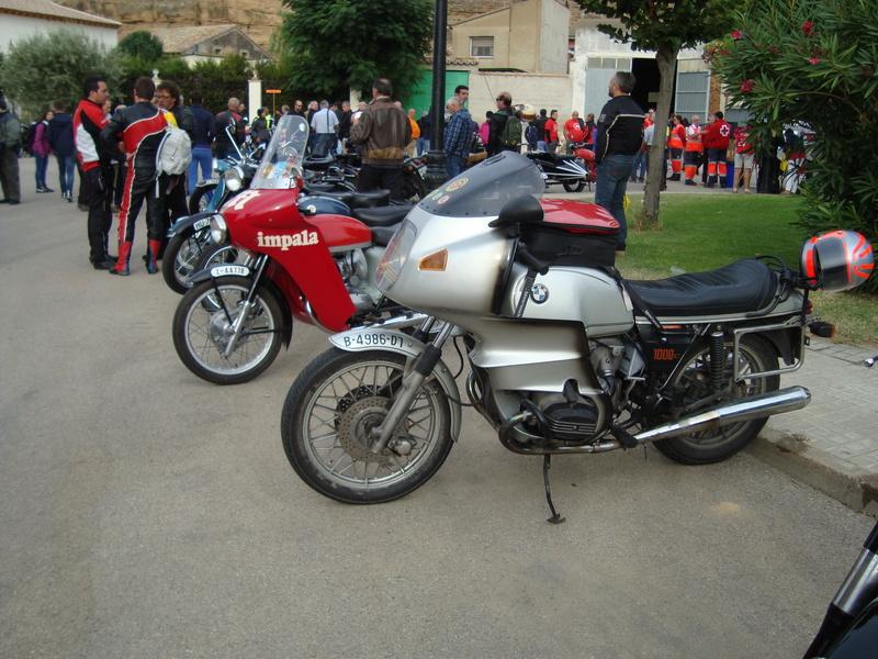 XIII Concentracion de motos antiguas Alberuela de tubo (Huesca) Dsc02128