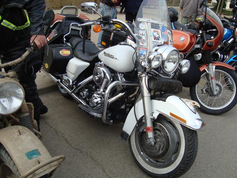 XIII Concentracion de motos antiguas Alberuela de tubo (Huesca) Dsc02130