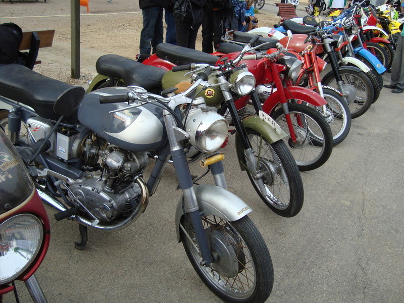 XIII Concentracion de motos antiguas Alberuela de tubo (Huesca) Dsc02131