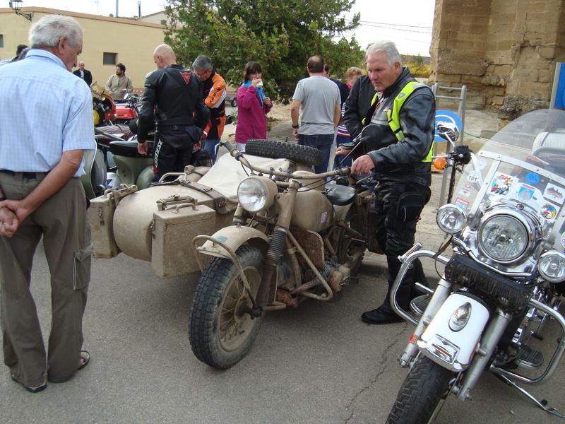 XIII Concentracion de motos antiguas Alberuela de tubo (Huesca) Dsc02132