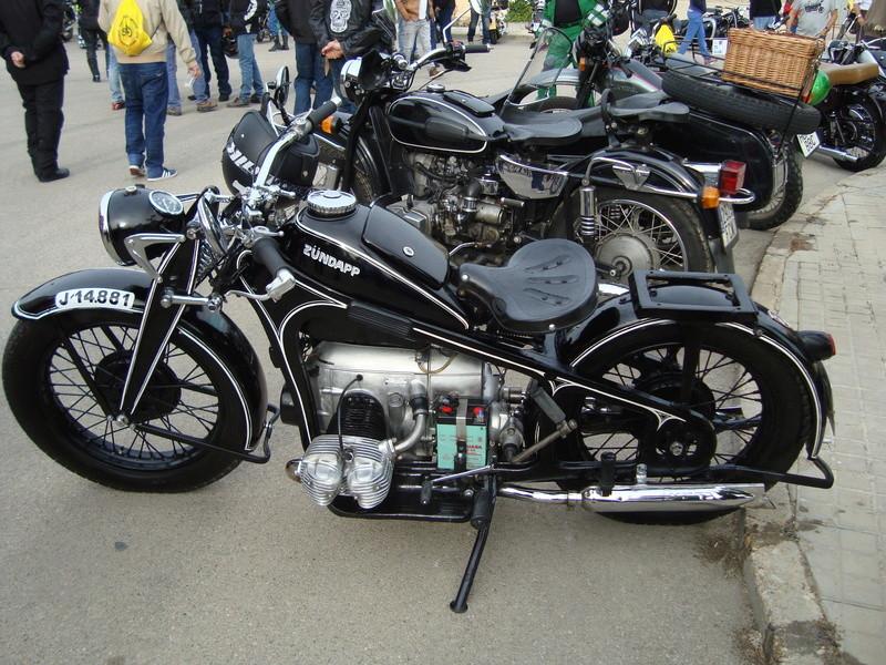 XIII Concentracion de motos antiguas Alberuela de tubo (Huesca) Dsc02133