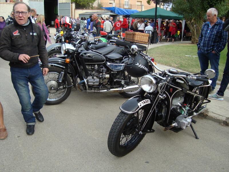XIII Concentracion de motos antiguas Alberuela de tubo (Huesca) Dsc02134