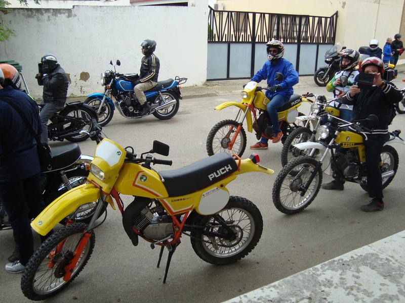 XIII Concentracion de motos antiguas Alberuela de tubo (Huesca) Dsc02144