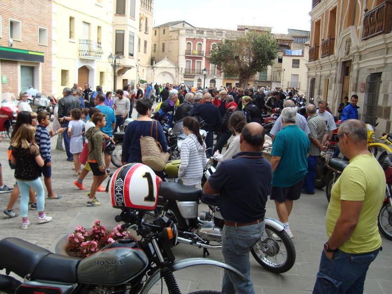 XIII Concentracion de motos antiguas Alberuela de tubo (Huesca) Dsc02145